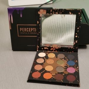 Colourpop x Shayla Perception Eyeshadow Palette